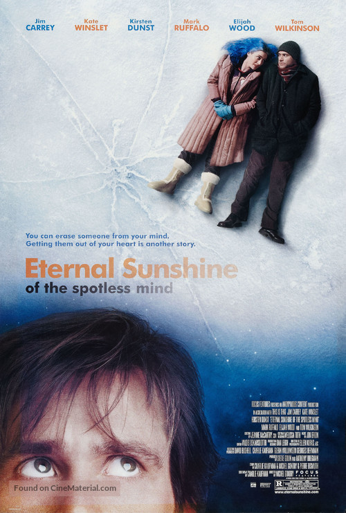 Eternal Sunshine Of The Spotless Mind - Movie Poster
