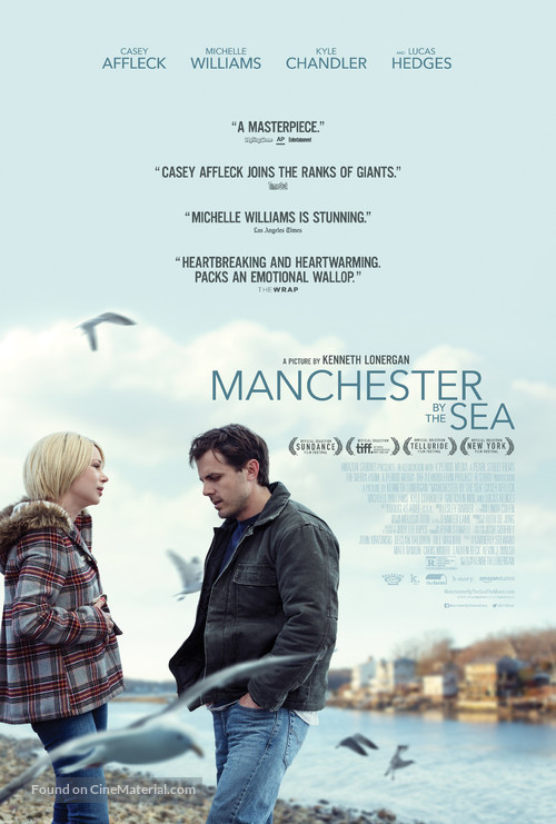 Manchester by the Sea - Movie Poster