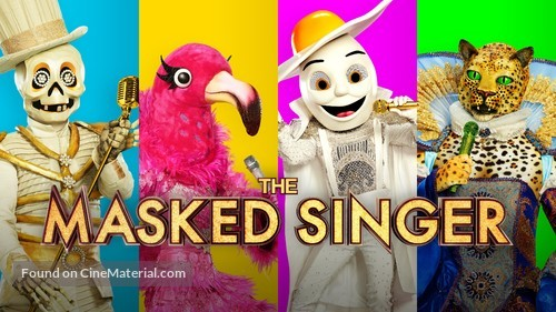 """The Masked Singer"" - Movie Poster"
