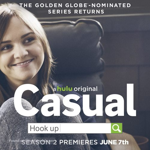 """""""Casual"""" - Movie Poster"""