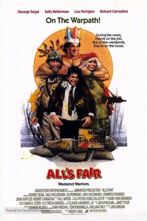 All's Fair - Movie Poster