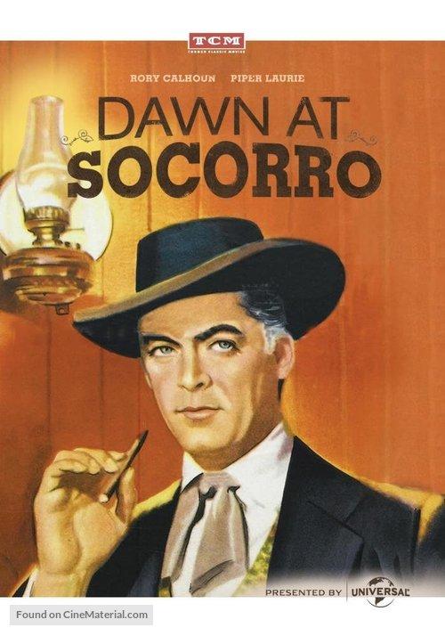 Dawn at Socorro - DVD cover