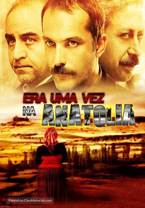 Bir zamanlar Anadolu'da - Portuguese Movie Cover