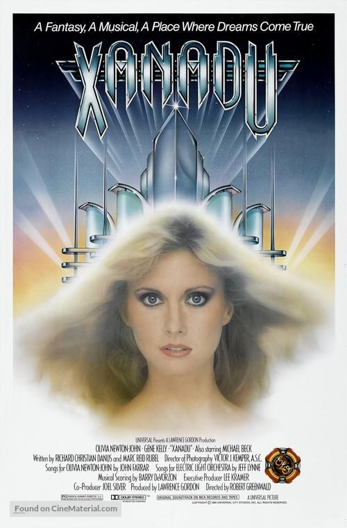 Xanadu - Movie Poster