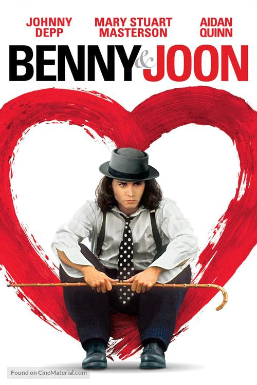 Benny And Joon - DVD movie cover