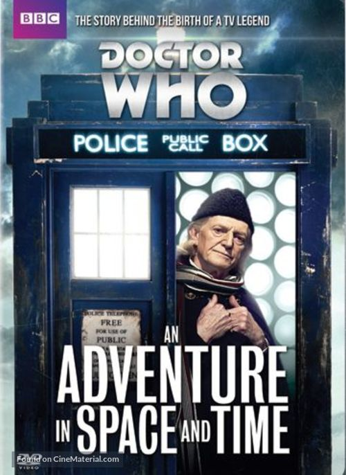 An Adventure in Space and Time - Australian DVD movie cover