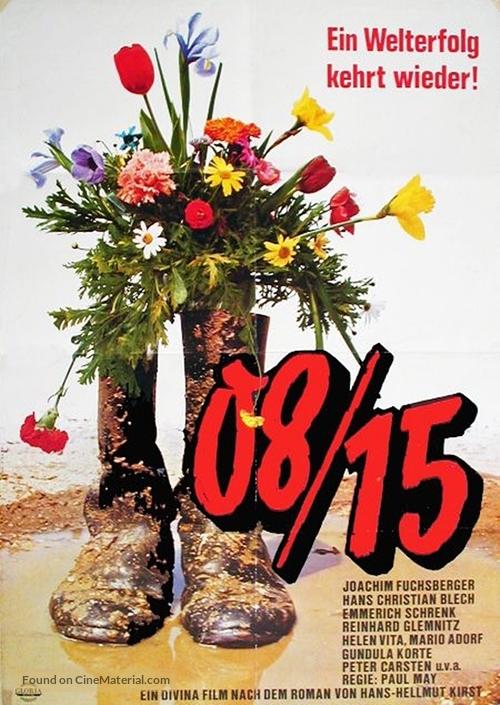 08/15 - German Movie Poster