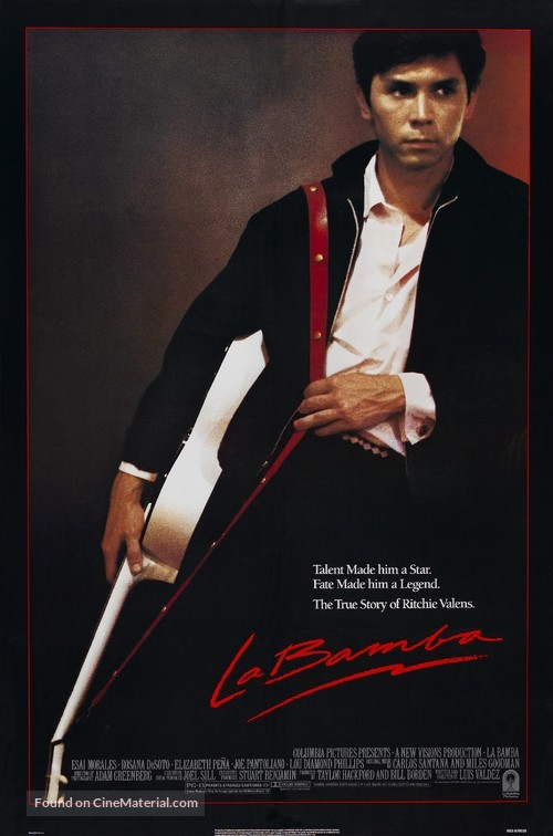 La Bamba - Movie Poster