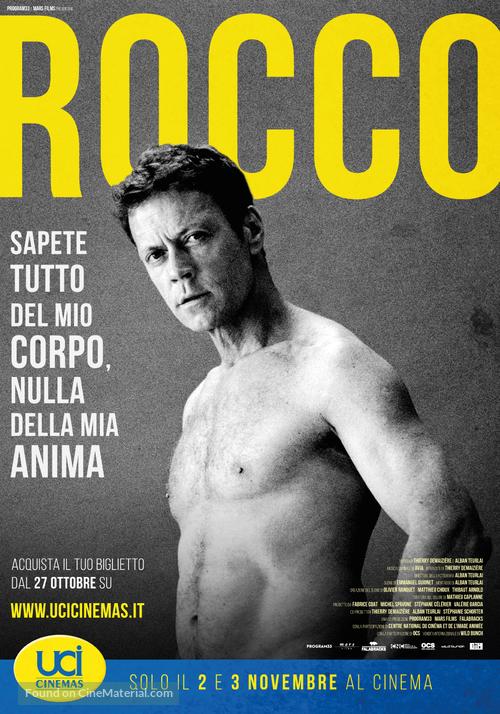 Rocco Movie