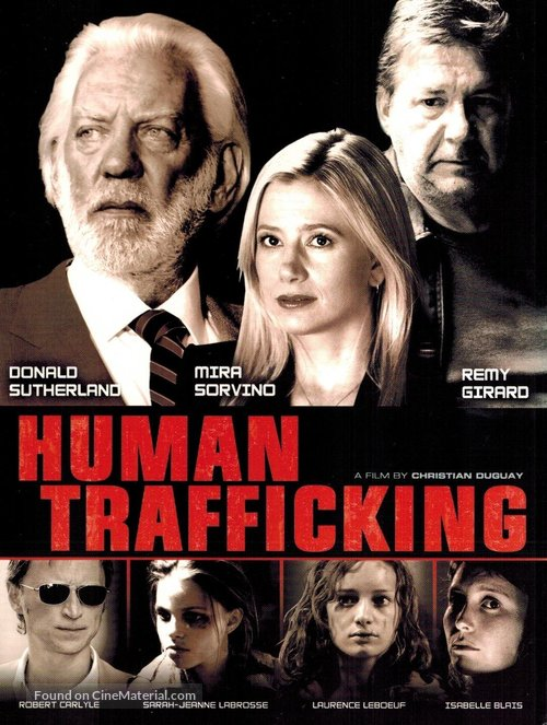 quothuman traffickingquot dvd cover