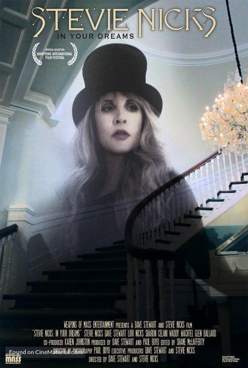 Stevie Nicks: In Your Dreams - Movie Poster