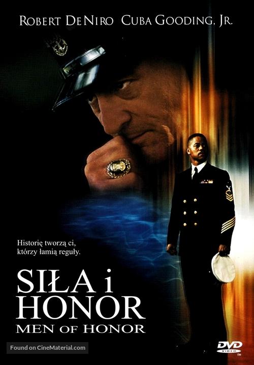 Men Of Honor - Polish Movie Cover