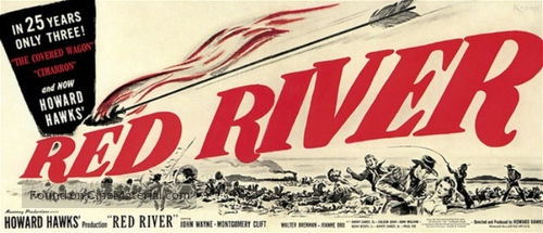 an analysis of the movie red river by howard hawks Red river movie review summary actors: red river is a western directed in 1948 by howard hawks script analysis of red river.