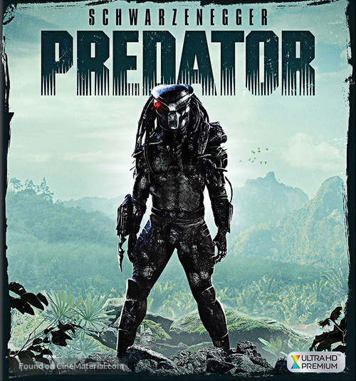 Predator - Movie Cover