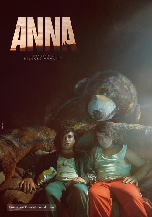 """Anna"" - Italian Movie Poster"