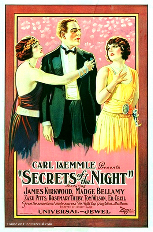 Secrets of the Night - Movie Poster