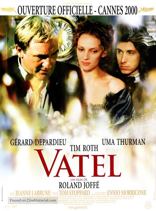 Vatel - French Movie Poster