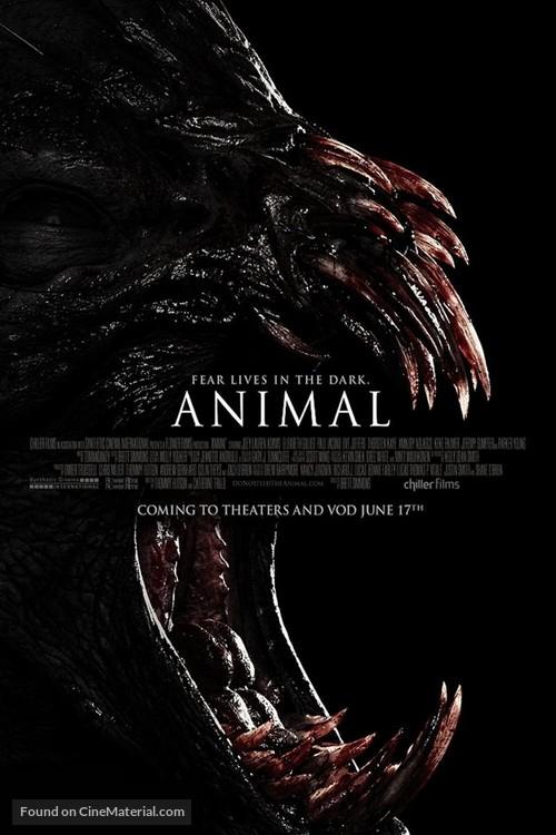 Animal - Movie Poster