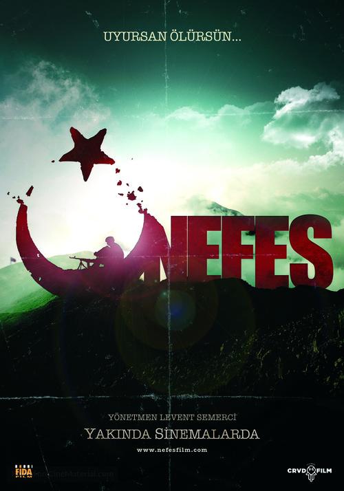 Nefes - Turkish Movie Poster