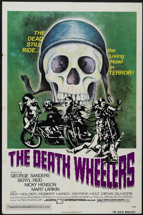 Psychomania - Movie Poster