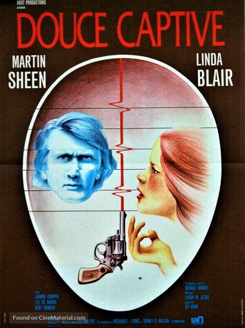 Sweet Hostage - French Movie Poster