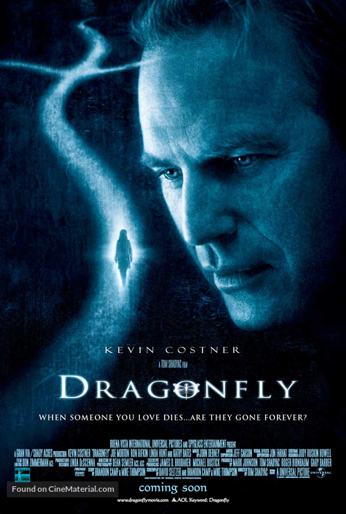 Dragonfly - Movie Poster