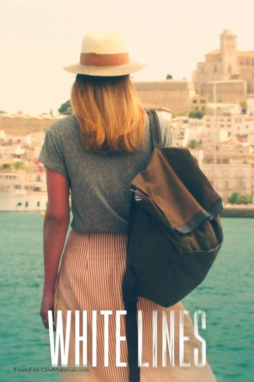 """""""White Lines"""" - International Video on demand movie cover"""