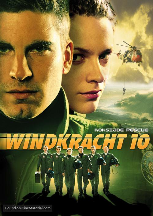 """""""Windkracht 10"""" - Dutch Movie Poster"""