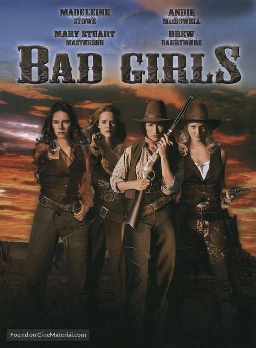 Bad Girls - DVD movie cover