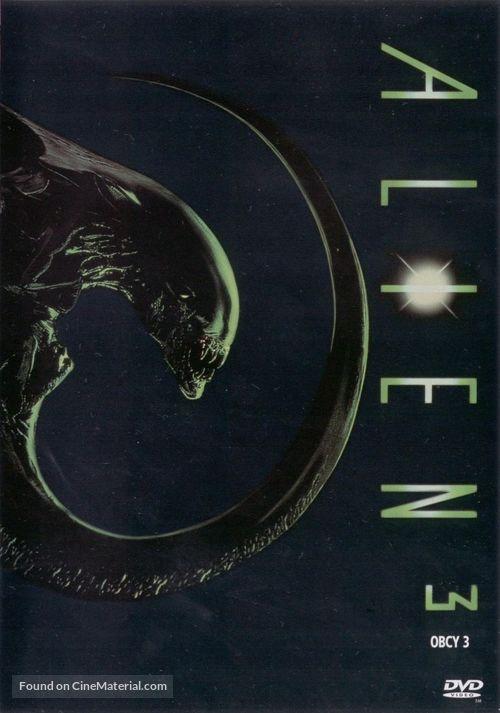 Alien 3 - Polish Movie Cover
