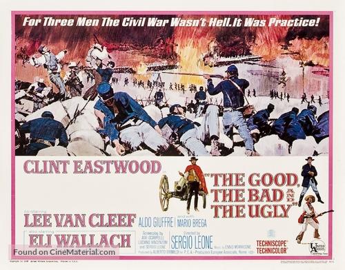 Il buono, il brutto, il cattivo - Movie Poster