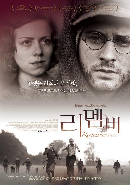 Die verlorene Zeit - South Korean Movie Poster