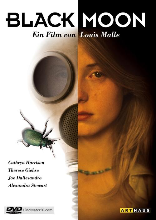 Black Moon - German Movie Cover