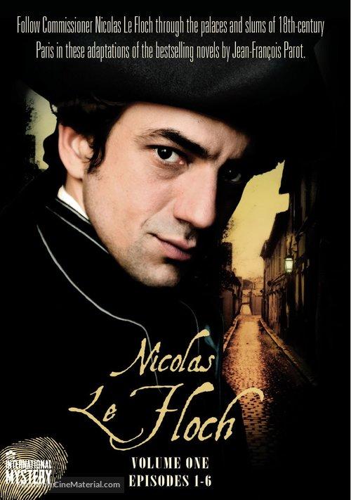 """""""Nicolas Le Floch"""" - DVD movie cover"""