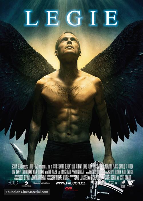 Legion - Czech Movie Poster