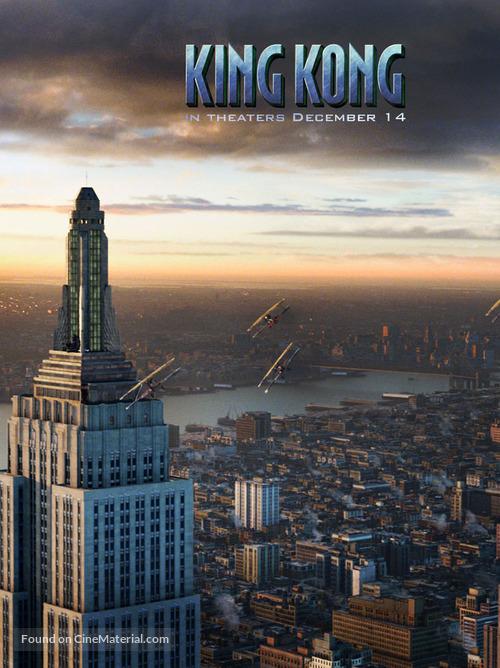 King Kong - Movie Poster