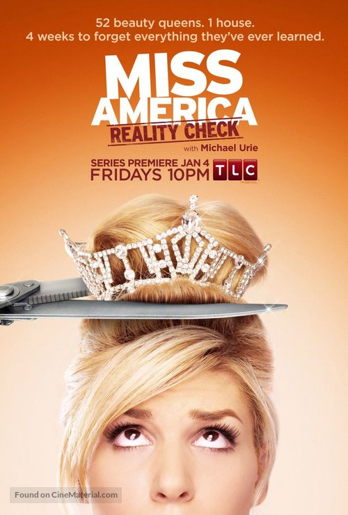 """""""Miss America: Reality Check"""" - poster"""