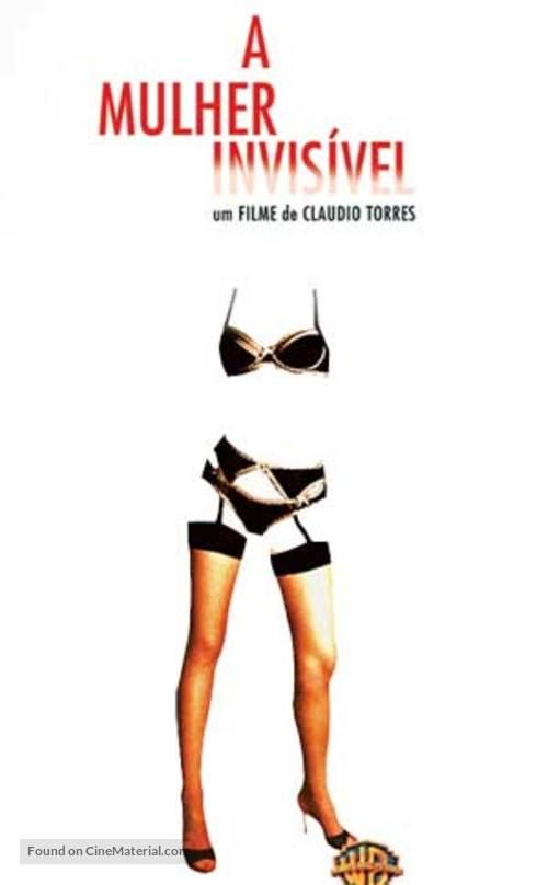 A Mulher Invisível - Movie Poster