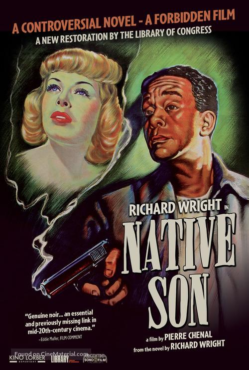 Native Son - Movie Poster