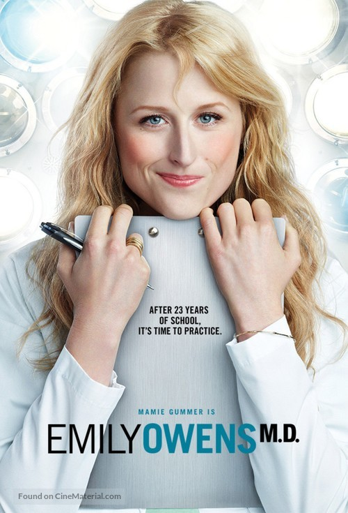 """""""Emily Owens, M.D."""" - Movie Poster"""