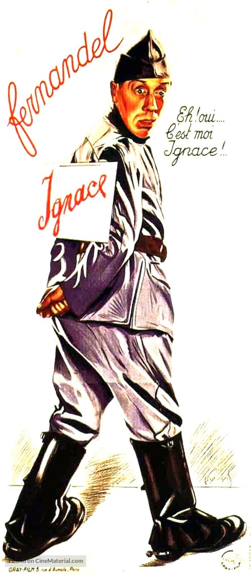 Ignace - French Movie Poster