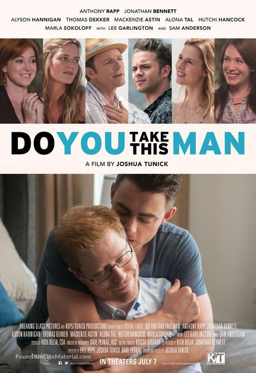 Do You Take This Man - Movie Poster