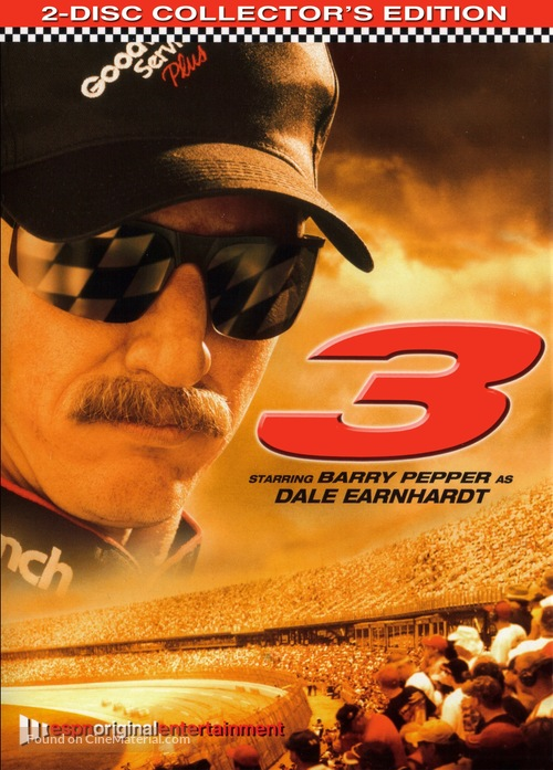 3: The Dale Earnhardt Story - poster