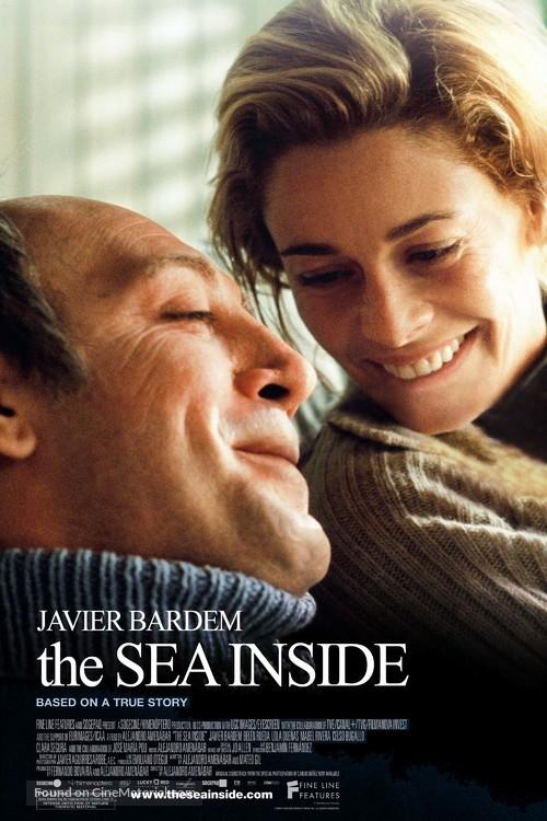 Mar adentro - Movie Poster