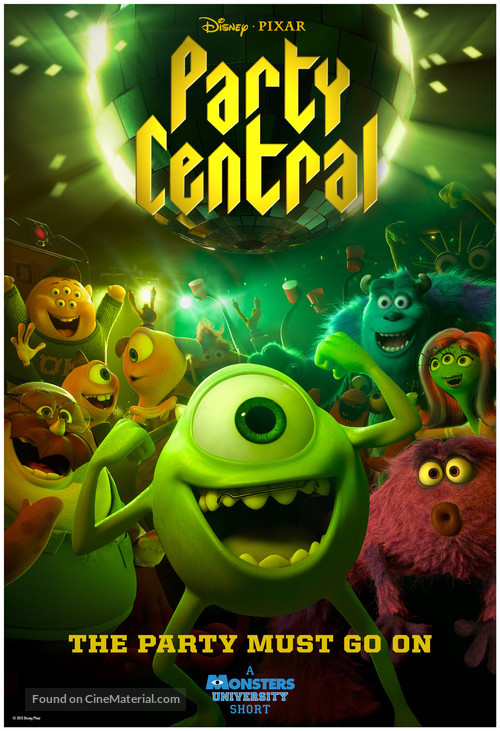 Party Central - Movie Poster