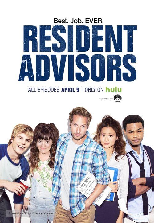 """""""Resident Advisors"""" - Movie Poster"""