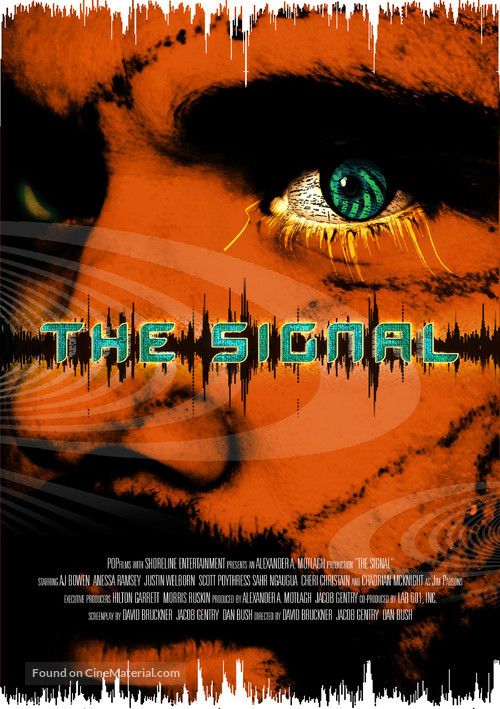 The Signal - poster