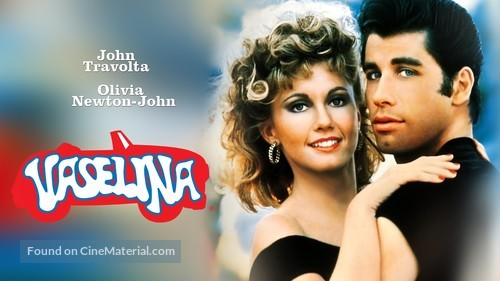 Grease - Mexican poster