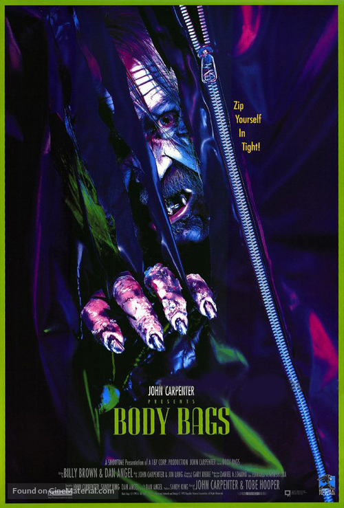 Body Bags - Movie Poster