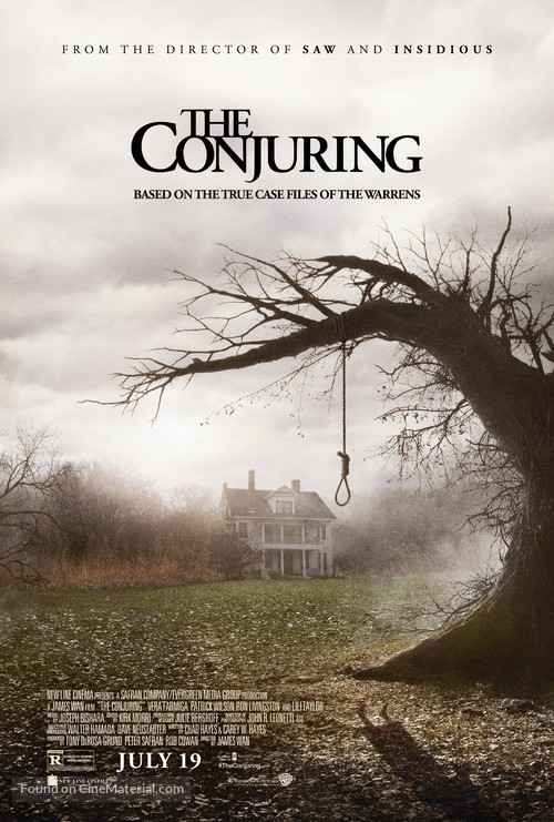 The Conjuring - Movie Poster